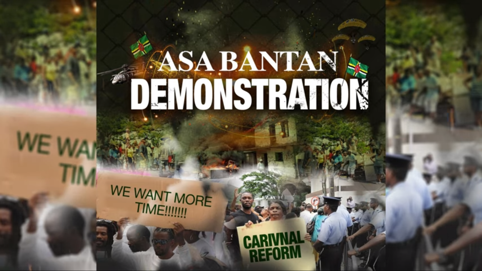 SONG REVIEW: Asa Bantan – Demonstration(Bouyon 2020)