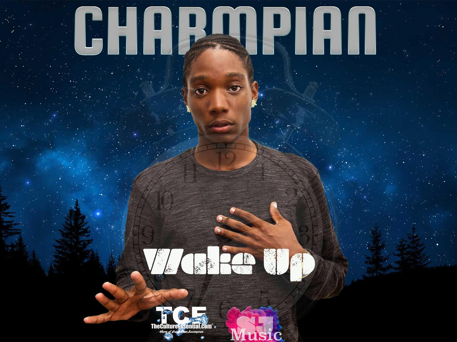 Charmpian x SJ Music – Wake Up (Bouyon 2020)