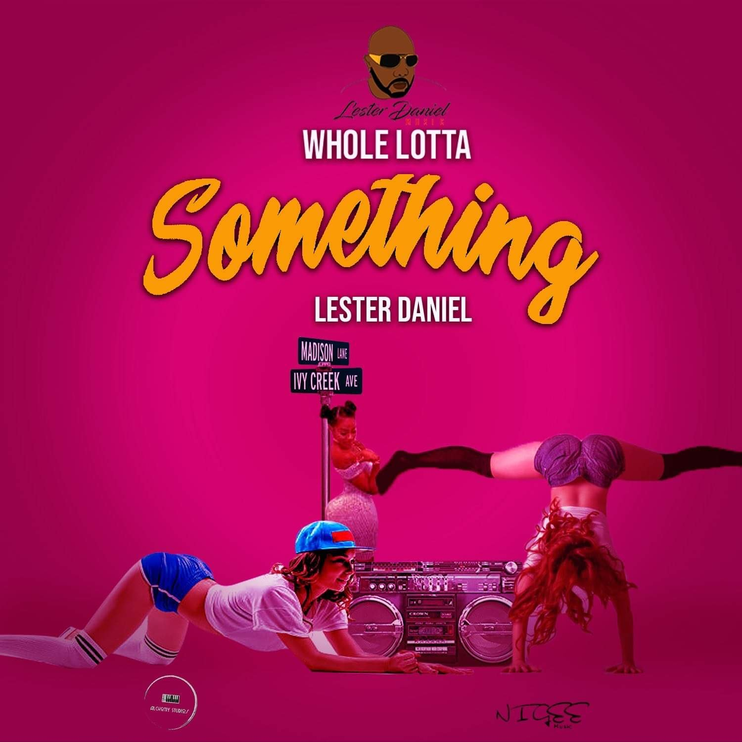 Lester Daniel – Whole Lotta Something (Bouyon Soca 2020)